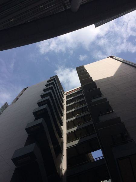 Architecture Built Structure Low Angle View Building Exterior Sky Day Cloud - Sky Skyscraper City