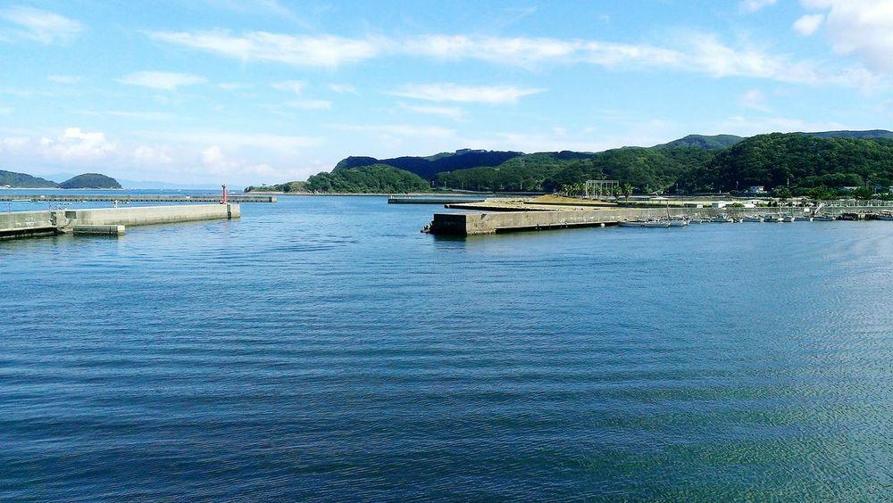 加太湾 Kada Bay 和歌山県 Wakayama Japan