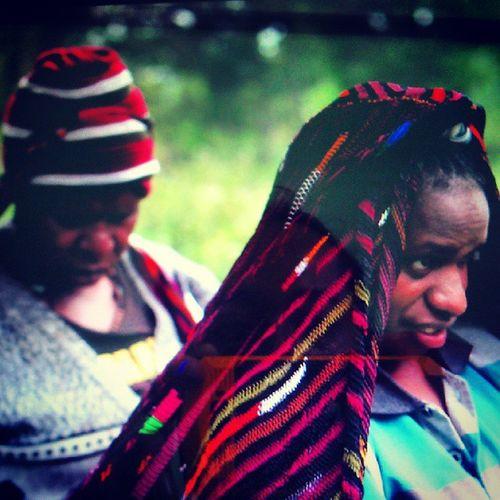 MOTHER AND DAUGHTER Oyikk Kampunghalaman Hepuba Wamena papua indonesia