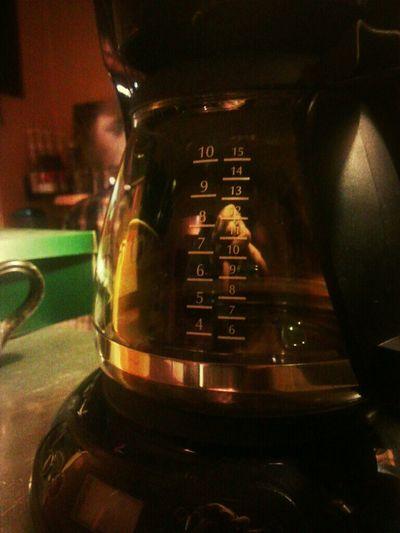 Caffeine Boost Meter