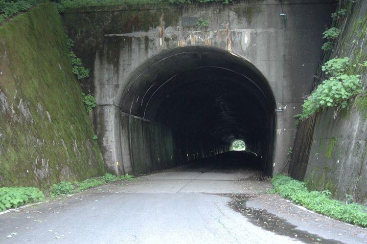 Tunnel Nagano/Gunma Japan Mountainside トンネルてのは出口まで見通せてもちょっと身構える、崩落を思うわけでもなく素早く抜けようと思う。通る人の少ない山の中のトンネル、、子供の時は非日常的な空間が好きだったのになぁ、、苦笑 Tunnel Architecture Road Outdoors Enjoying Life