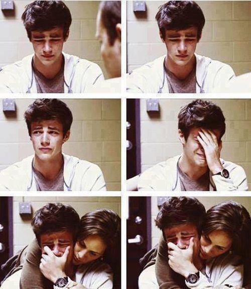 Erkekler ne tatlı ağlıyolar ya ölcekler tatlıktan tabi bazı erkekler :) :D