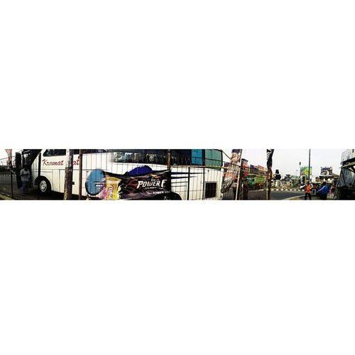 Panorama fail Panorama Bus Kramatdjati Sadang