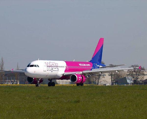 Wizzair Airbus A320-232 HA-LWB at LKPR Czechrepublic Czechia Ceskarepublika Vaclavhavelairport Letistevaclavahavla Letiste Lkpr Planespotting Planespotter Aircraft Wizzair Wizz Airbus A320232