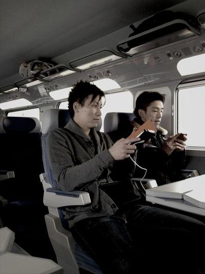 Depart TGV