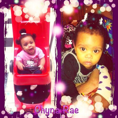 My Goddaughter, Ms Chyna Rae