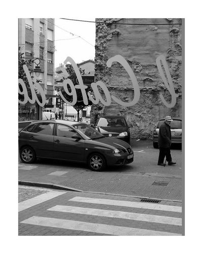 Oldpeople Solitude Solitary Man Blackandwhite Black & White Real People Streetphoto Outdoor Photography Blackandwhitephotography Pola De Siero Black And White Photography Blancoynegro Blackandwhite Photography Black And White Streetphotography One Man Only