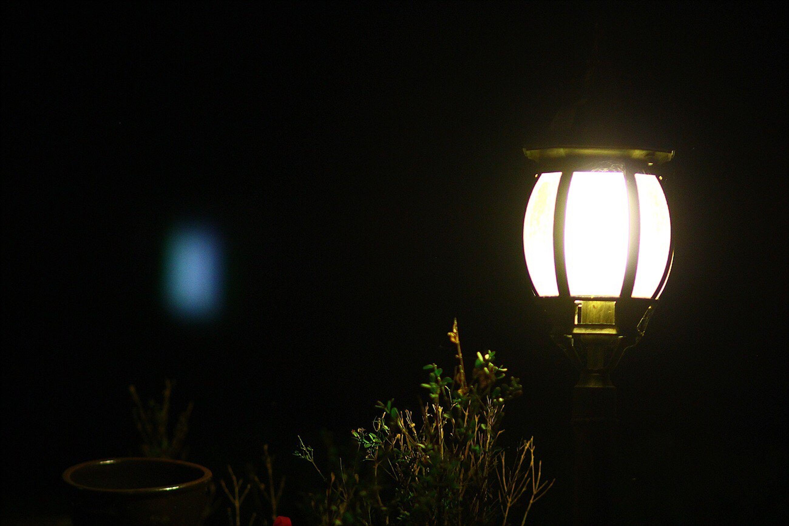 illuminated, lighting equipment, electric light, no people, tranquility