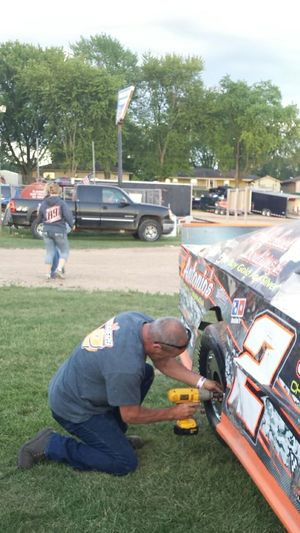 Working on race car Racing Cars Race Car Race Track Race Day Pit Crew Pit Crew Car