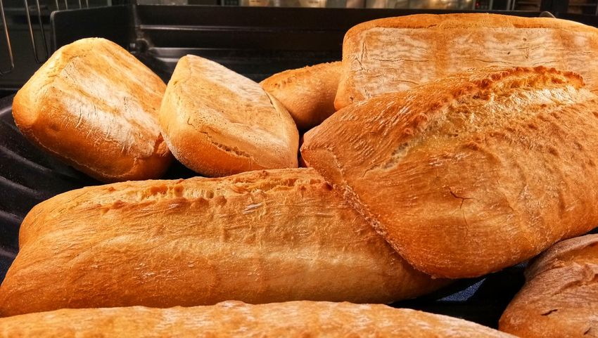 EyeEm Selects Bread Food Baked Loaf Of Bread Healthy Eating Food And Drink Wheat Freshness Wholegrain Bakery Cereal Plant Whole Wheat Brown Bread Day No People Close-up Outdoors