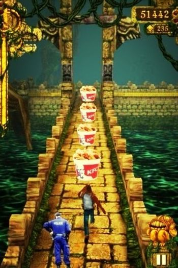 Temple Run 3 Lol