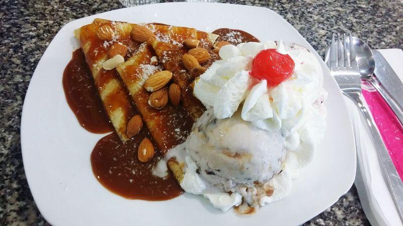 Deliciosamente perfecto! Delicious Ice Cream Yummy! Perfect