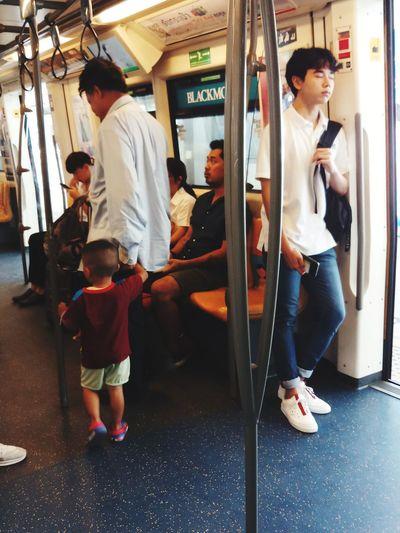City Child Men