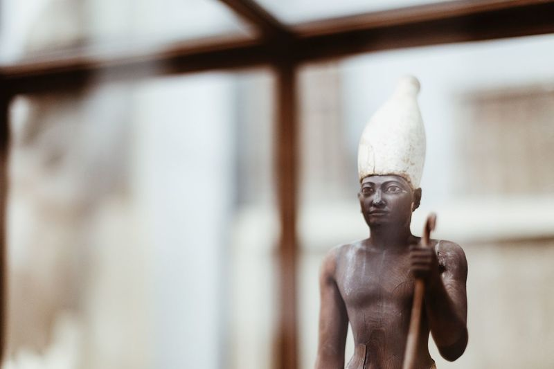 Art Buddha Close-up Creativity Day Egypt Egypt Cairo Egyptian Egyptian Museum Egyptian Statue Egyptian-Faces Egyptology Focus On Foreground No People Pharahos Pharahos Statue Sculpture Selective Focus Statue égypte