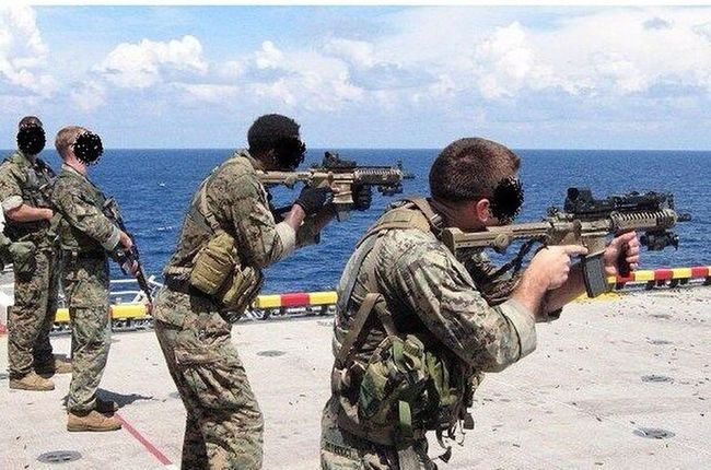U.S Marine Corp special forces target and weapons training USA Us Military USMC MARSOC