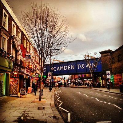 Lovely Camden ♡ Camdentown Camdenmarket London
