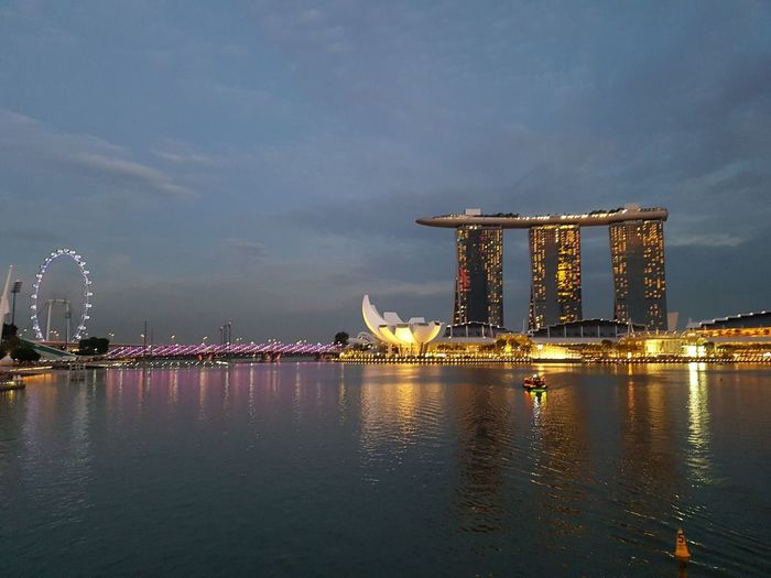 Nofilter Marina Bay Sands Singapore