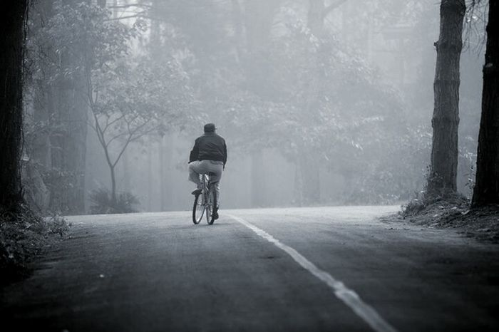 Lieblingsteil Cycling BKK Blackandwhite Rapha From Where I Stand