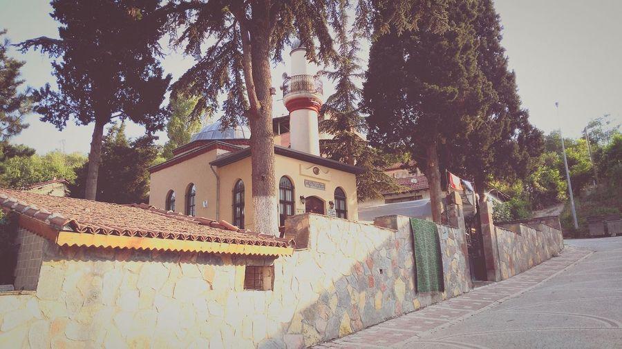 Kuyulu Mescit First Ottoman Mosque Ilk Osmanlı Mesciti