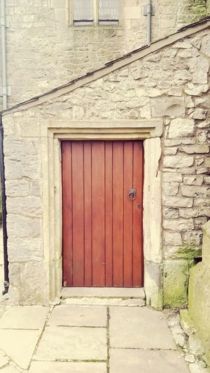 Door Closed Built Structure Architecture Building Exterior Entrance Outdoors Day No People Front Door Close-up Old-fashioned