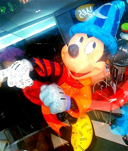 Window Display Multi Colored MultipleColours MultipleColors Smile Smiling Cartoon Mice Taking Photos Check This Out Familiar Faces Mickey Mouse Mickeymouse Disney Walt Disney Waltdisney Mickey Mickey ❤ Walt Disney. CartoonCharacter Cartoon Character Disneyland Mickeymouselover Cartoon Characters Mickey Mouse :) Animal Representation Mickeyphotos DisneyWorld Mouse Mouse🐹