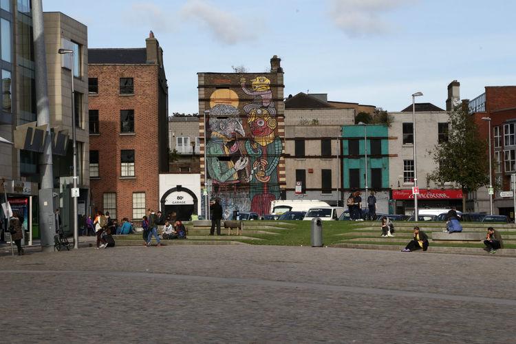 1610, Dublin Architecture Building Exterior Built Structure City Day Dublin Dublin City Dublin Street Photography Outdoors Sky