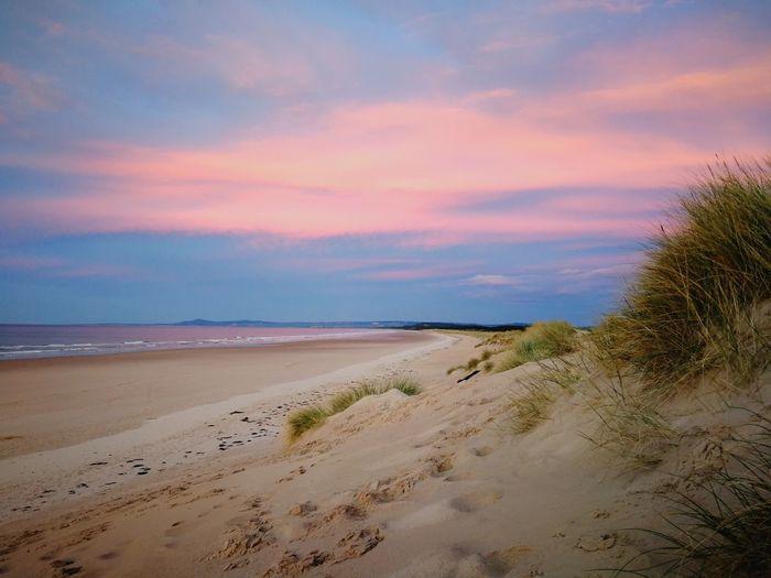 Lossiemouth East Beach Lossiemouth Beach HuaweiP10 Leica 2.0 Artistic Mode