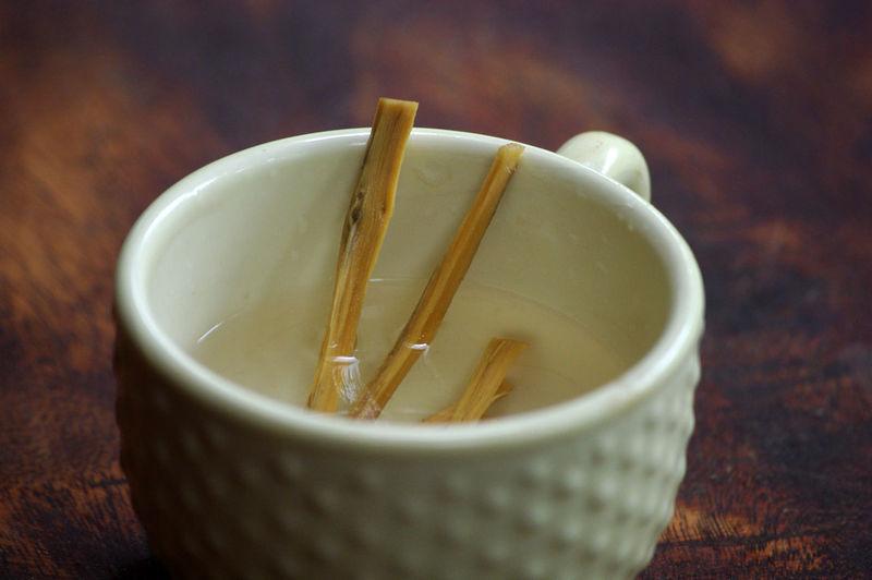 Herbs Bitter-wood Cup Gorzkla Właściwa Hombre Grande Medicine Plant Quassia Amara