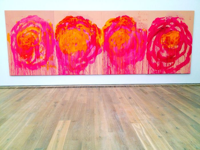Twombly at
