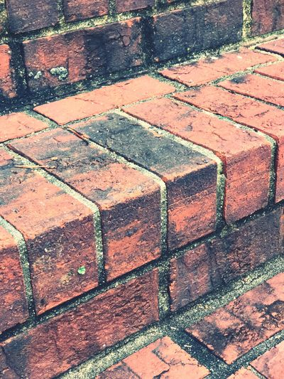 Brick steps Surface Structure Surface Texture Surfaces And Textures Brick Texture Texture And Surfaces Textures Textures And Surfaces Textured  Background Texture Background Backgrounds Moldy Brick Material Brick Steps Brick Outdoors No People Day Full Frame Close-up Food Stories