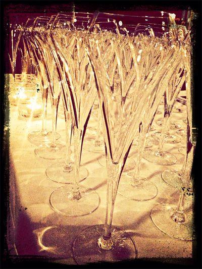 Ett vackert glas kan göra en kväll perfekt.