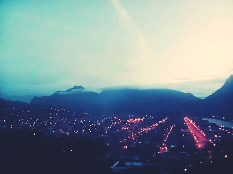 Ciudad de la Bella Durmiente... TINGO MARIA