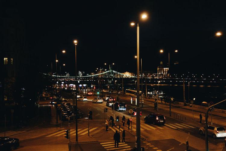 Budapest at