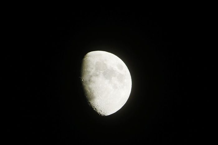 Moon Night Astronomy Planetary Moon Beauty In Nature Nature Moon Surface Dark Tranquility No People Outdoors Space Sky Illuminated Moonshine Moon Light Looking Up MoonScape Tranquil Scene Space And Astronomy Moon Shots In The Details Moon Summer Moon Nature