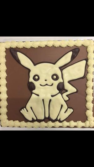 Pokemon♥♥♥♥ Pikachu Pikachu ❤ Pokemon. Pokemon Go Pokemon Cake Pikachu Cake Pikachuuu *-*' # Cake Pokemon Hunting Pokemon Hype Check This Out Hello World Cheese! Taking Photos Fine Art Photography Fresh On Eyeem