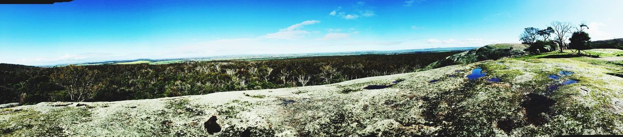 The view from the Rock on top of the You Yangs First Eyeem Photo