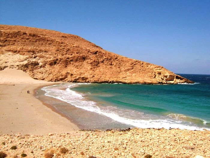 Libya Darnah Sea