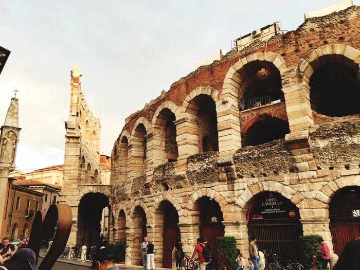 ARENA Verona, IT First Eyeem Photo