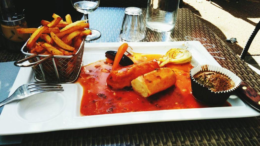 Lyonnais French Food