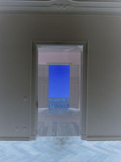 Architecture Entrance Door Indoors  No People Building Doorway Built Structure Absence Corridor The Way Forward
