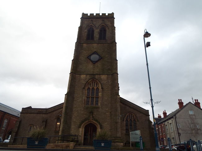 Holy Trinity Church in Stalybridge Stalybridge United Kingdom Trinity Church Church