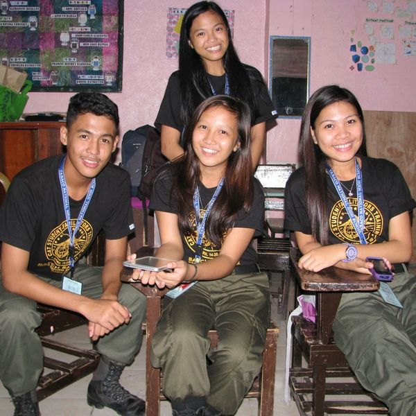 Co-CAT Officers ☺ Photo (c) Ched ?