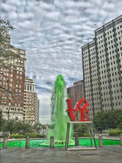 City Spraying