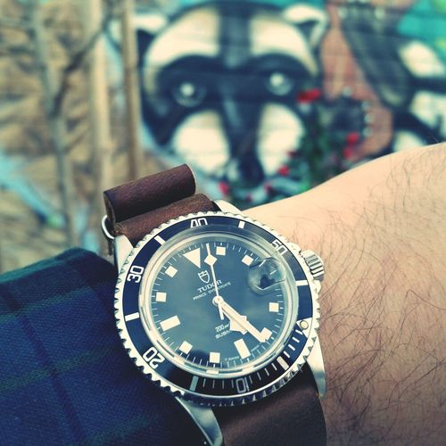 Vintage Tudor Submariner Snowflake. Tudor Submariner Baronrojo_sf Divewatch