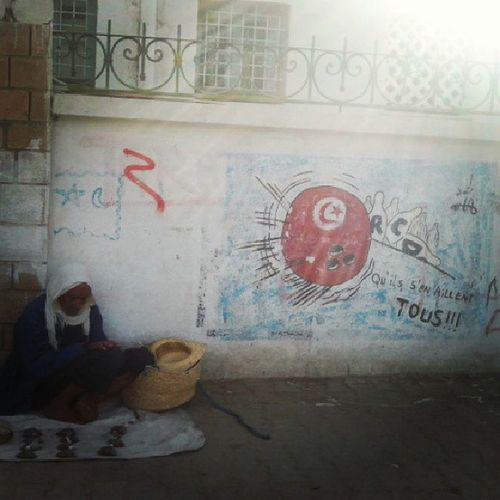 Elhamma Tunisie Tunisia Graffeti Vendeur Z Zwawla!
