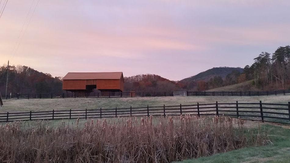 Farm Farm Life Ranch Natural Beauty Sunset_collection Nature_collection Nature Photography No Edit/no Filter Beautiful Nature