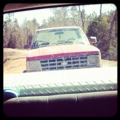 Ford Pullin Chevy