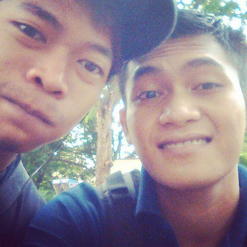 Selfie Bareng Kang Cahyo