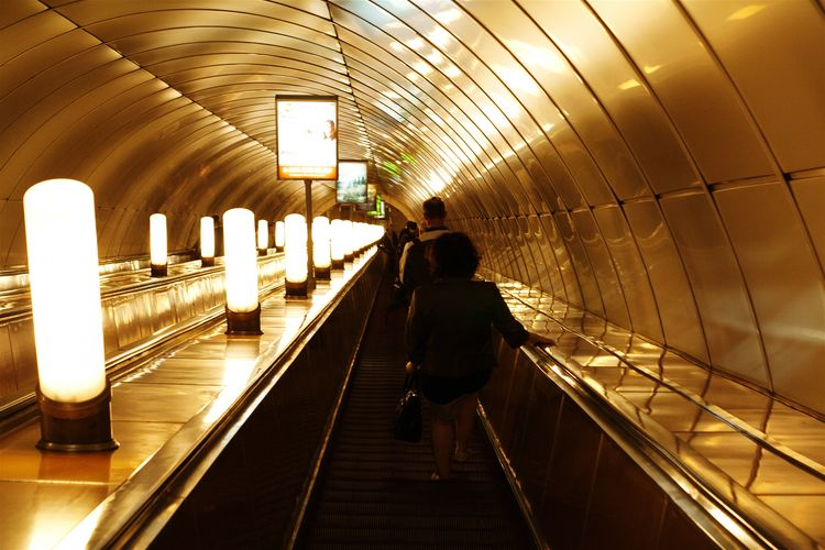 Subway stairs | Public Transportation Russia, St.Petersburg Notes From The Underground People Watching Subway 50mm The Photojournalist - 2015 EyeEm Awards Russia, St.Petersburg EyeEmRussianTeam