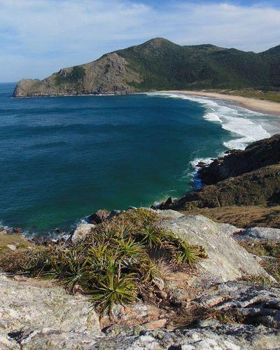 Brasil! Sea Scenics Beach Landscape Nature Brasil_greatshots Beauty In Nature Landscape_Collection Nature_ Collection  Brasil Florianópolis - SC Outdoors